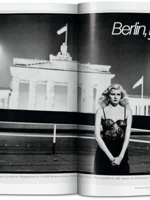 Helmut Newton. Pages from the Glossies 4