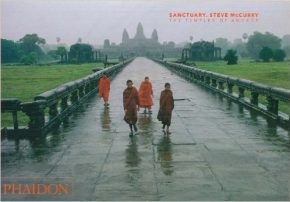 Steve McCurry. Sanctuary The Temples of Angkor book