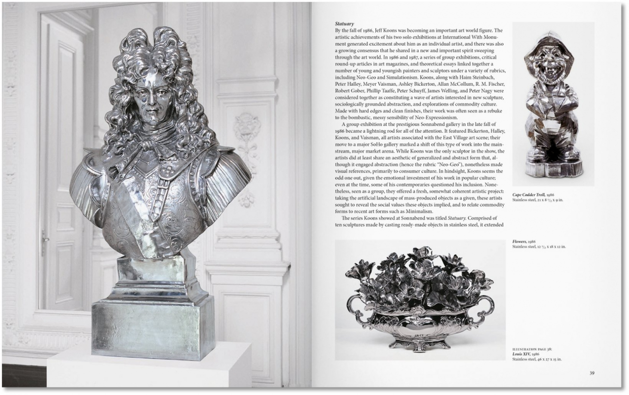 """jeff koons and unknown artist essay Title: jeff koons: a retrospective (excerpt) if art is an icebreaker that opens new and unknown december 1987, 137 richard lacayo, """"artist jeff koons."""